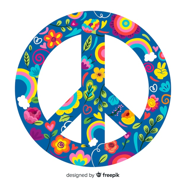 7 494 Peace Sign Images Free Download