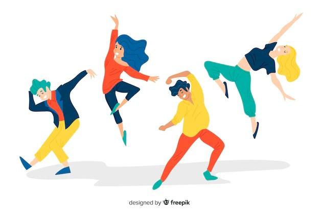 dance vectors photos and