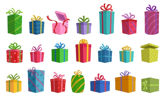 Free Gift Box Images