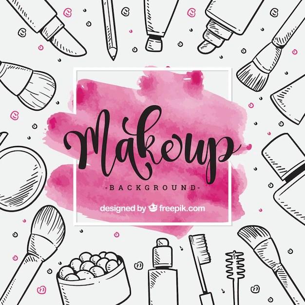 makeup vectors photos and