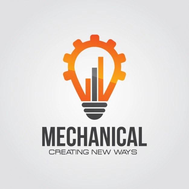 mechanical logo vectors photos