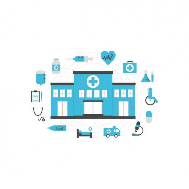 Hospital Vectors Photos and PSD files Free Download