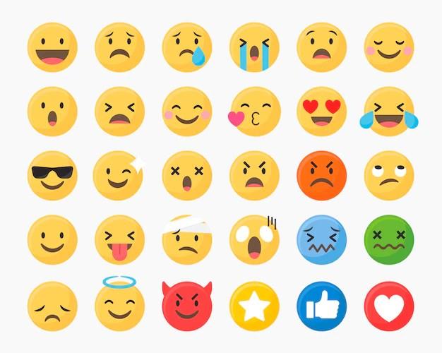 emoticon vectors photos and