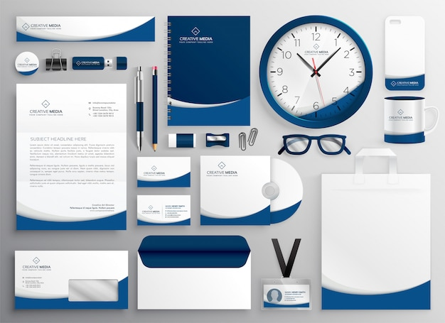 stationery vectors photos and