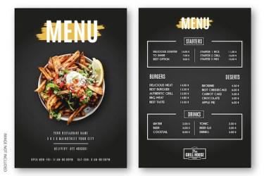 Food Menu Images Free Vectors Stock Photos & PSD