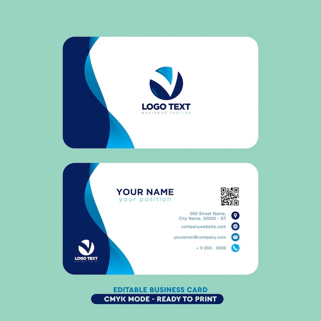 Business Cards Vectors Photos And PSD Files Free Download