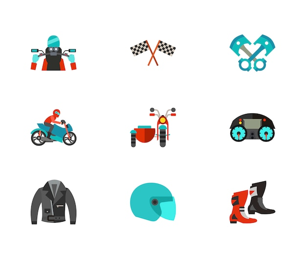 scooter icon vectors photos