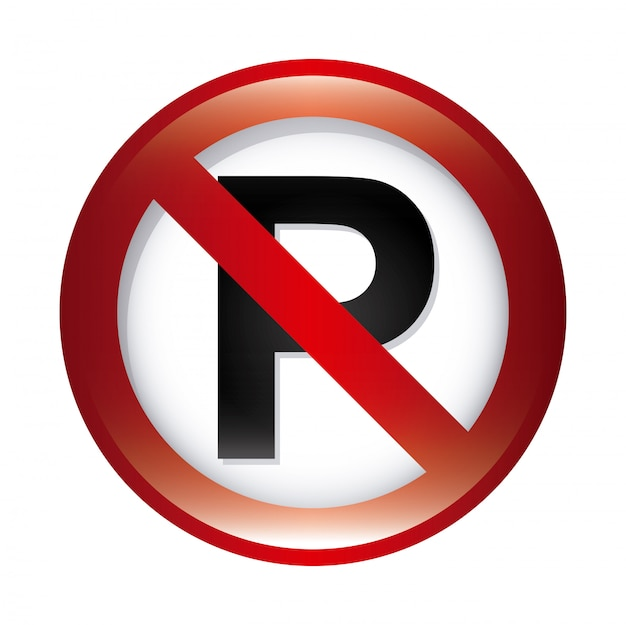 No Parking Sign Images Free Vectors Stock Photos Psd
