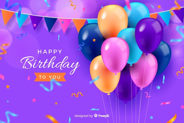 birthday background vectors photos