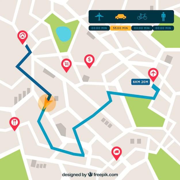 road map vectors photos
