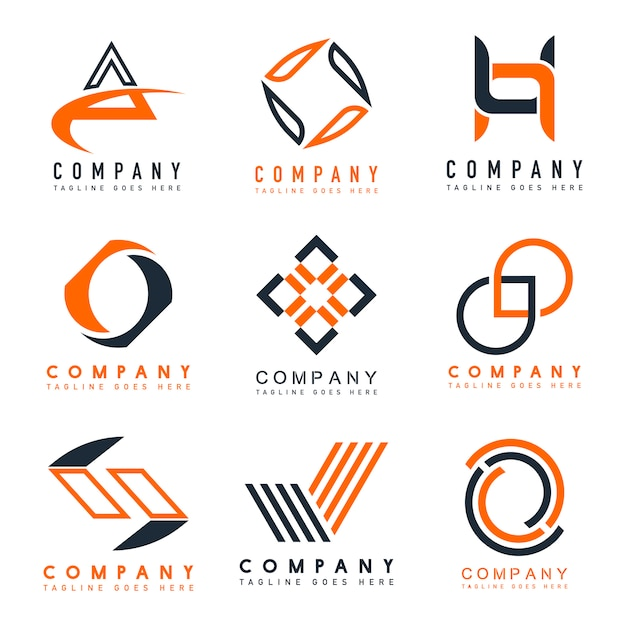 logo templates vectors 62