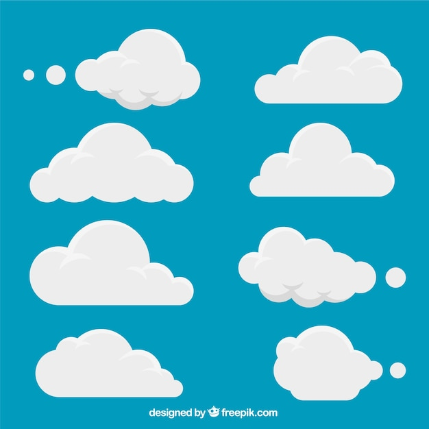 Cloud Vectors Photos And PSD Files Free Download