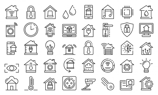 smart home checklist