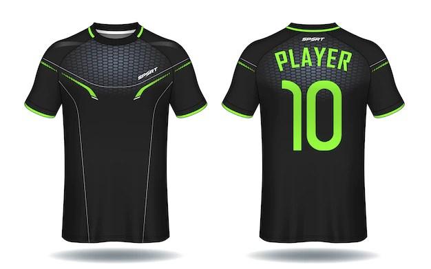 Download Football Shirt Vectors, Photos and PSD files | Free Download