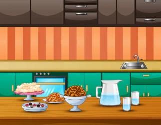 Cartoon Kitchen Images Free Vectors Stock Photos & PSD