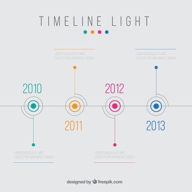 timeline vectors photos and