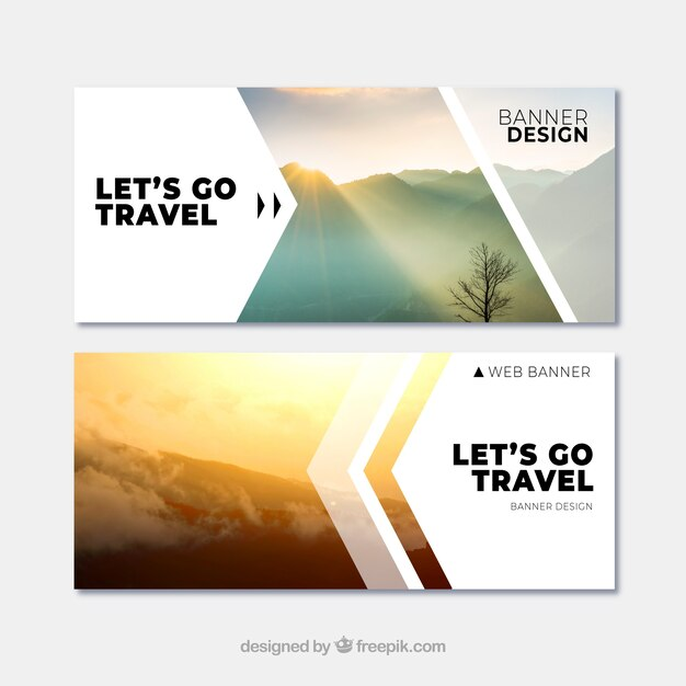 Banner Template Vectors Photos And PSD Files Free Download