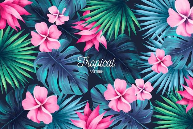 floral pattern vectors photos