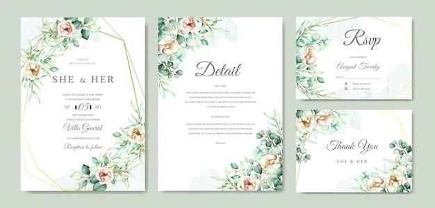 elegant colorful floral wedding