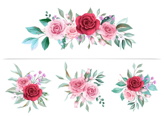 Free Flower Drawing Images