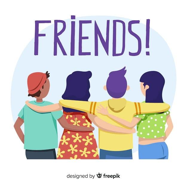 friends vectors photos and