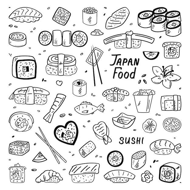 cuisine japonaise et chinoise