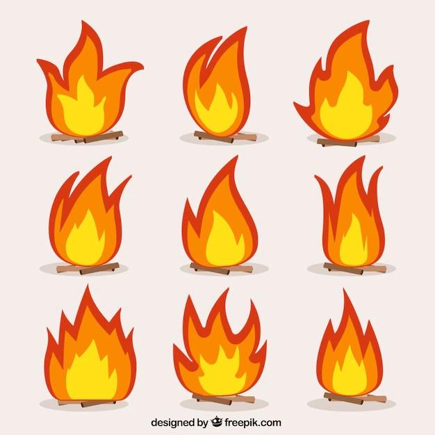 Feuer Bilder Zum Ausdrucken