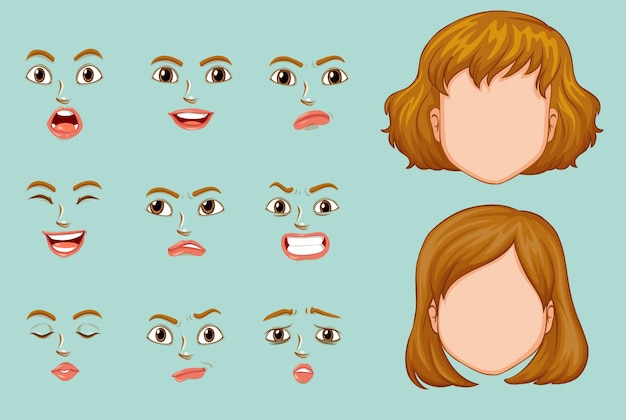Image result for mommy with different faces