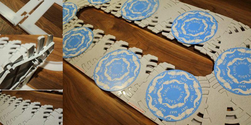 宅配【龍盤王】長方桌旋轉餐盤.首創專利.輕鬆轉動餐桌轉盤美味料理來眼前.聚會話題轉轉樂