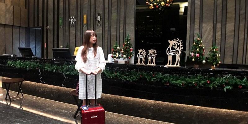 生活小物【百夫長旅行箱】奢華優雅紐約紅行李箱.內裏高質感多分層