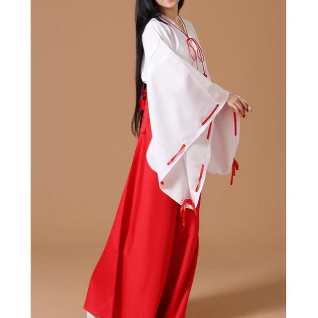 巫女服7點セットの通販 by sayonaraiooooon's shop|ラクマ