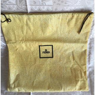 FENDI - フェンディ 保存袋の通販|ラクマ