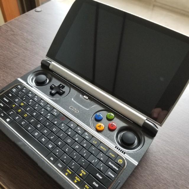 GPD WIN 2 480GBの通販 by protomoai's shop ラクマ