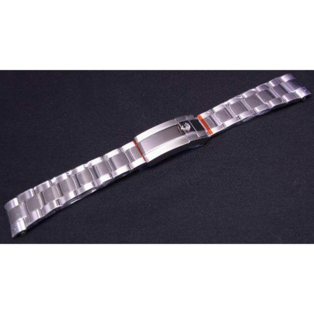 ROLEX - rolex ロレックス互換 20mm ブレス バンド ベルト 316Lステンレスの通販 by セールくん's shop ロレックス ...