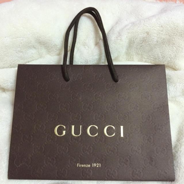 Gucci - ★GUCCI 紙袋 美品★の通販 by aira shop グッチならラクマ