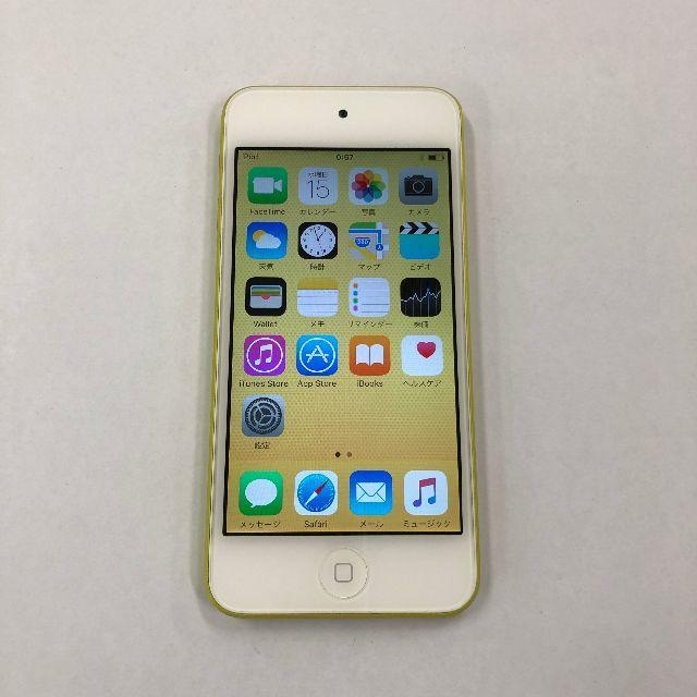 Apple - iPod touch 第5世代 32GB イエローの通販 by エコ's shop アップルならラクマ