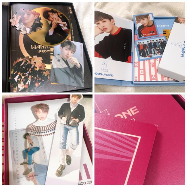Wanna One ワナワン CD の通販 by ma♡'s shop|ラクマ