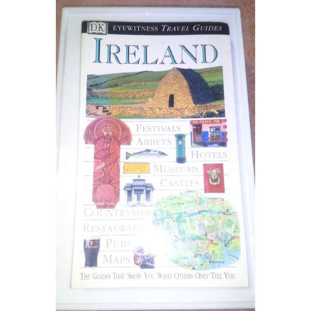 Ireland 旅行ガイド本 英語の通販 by megu's shop|ラクマ