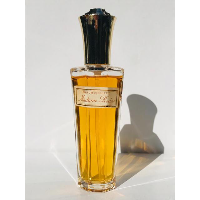 ROCHAS - マダムロシャス 香水 50mlの通販 by sora's shop ロシャスならラクマ