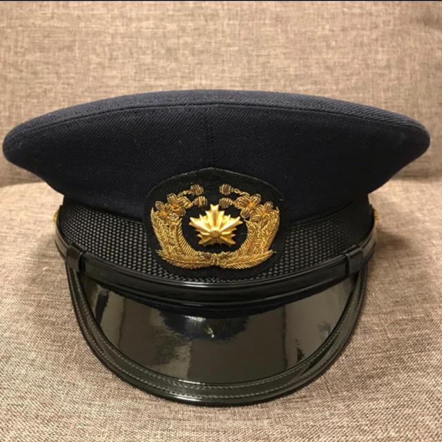 警察制帽 舊裝備の通販 by ナベ屋|ラクマ