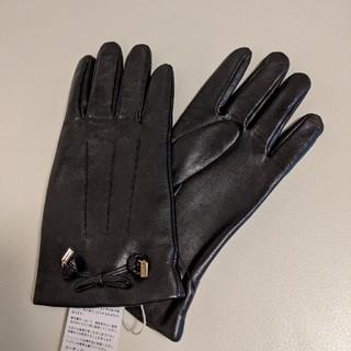 COACH - 新品 COACH コーチ 皮手袋 レディースの通販 by ココア's shop コーチならラクマ
