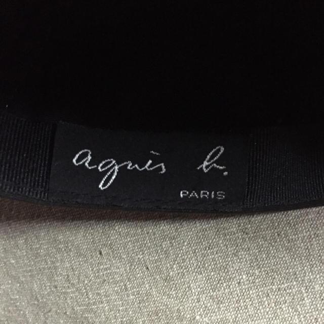 agnes b. - アニエスべー キャップの通販 by mami's shop|アニエスベーならラクマ