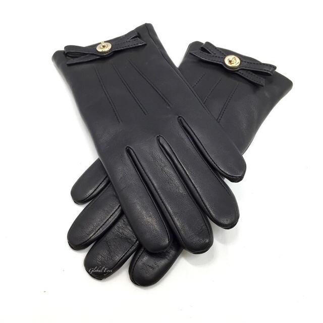 COACH - COACH コーチ レザー 手袋 7 1/2(18cm・L サイズ)F55189の通販 by Aika's Boutique|コーチならラクマ