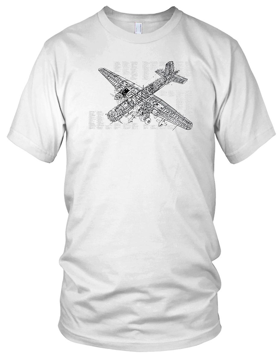 hight resolution of raf lancaster bomber ww2 diagram blueprint kids t shirt