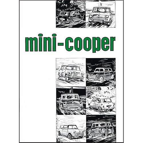 Mini Owner's Handbook: Mini Cooper & Cooper `S' Mk 2: Part