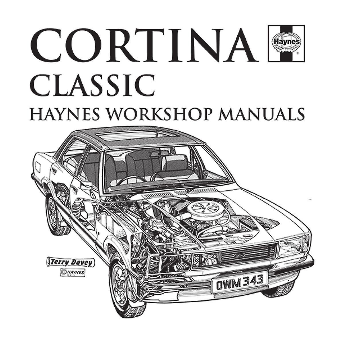 Haynes Owners Workshop Manual 0343 Ford Cortina Classic