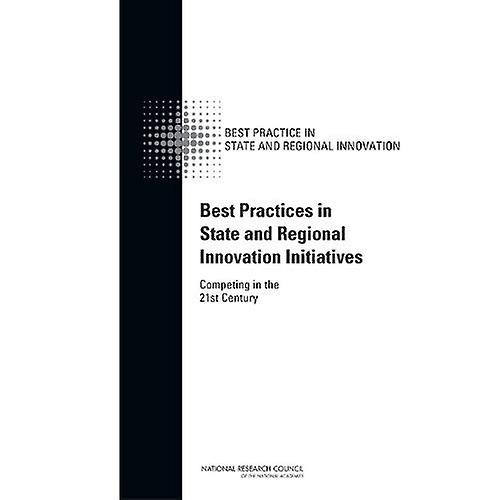 Best Practices in State and Regional Innovation