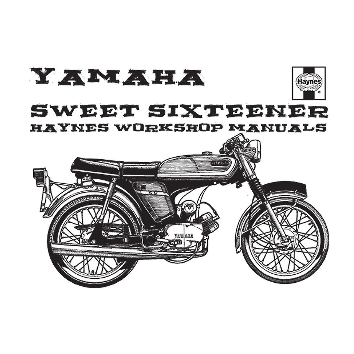 Haynes Owners Workshop Manual Yamaha Sixteener Special Men