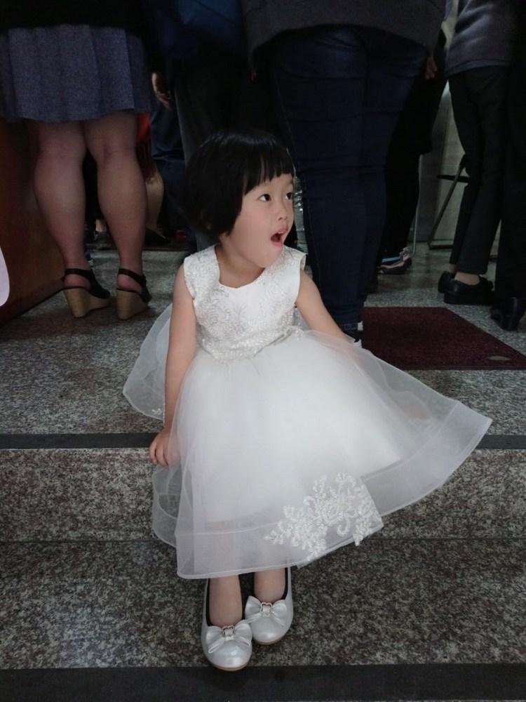 【富發牌大挑戰】一日花童必備の童鞋,跟我結婚好嗎?