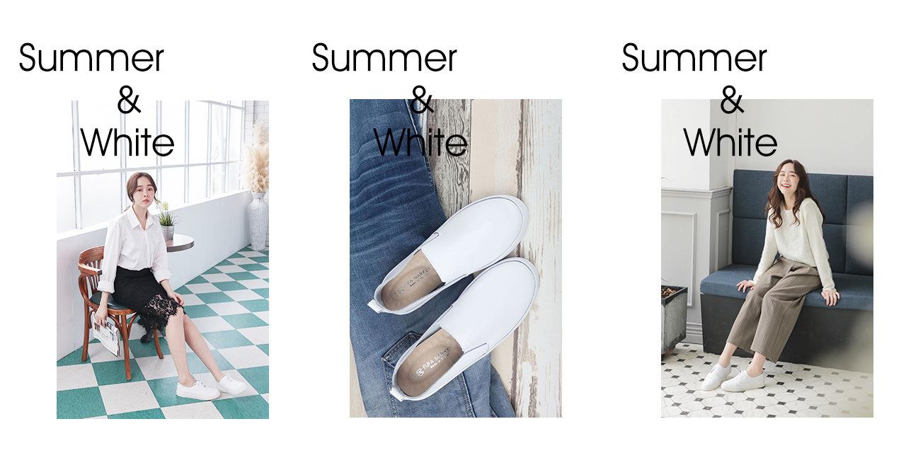 【私服穿搭】365天都要穿!富發牌真皮小白鞋實穿、清潔分享